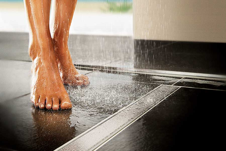 石墨地暖 發熱電纜 浴室地暖 鈞泰工程